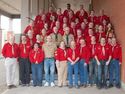 Scouts Canada Council Service Team