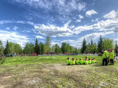 Scouts Canada Chinook Council Camp