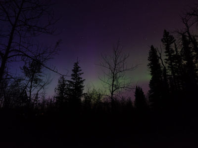 Scouts Canada Northern Lights Camping