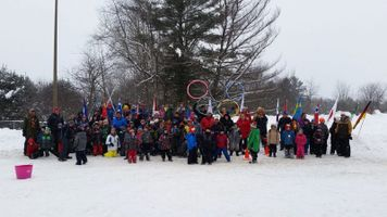 Scouting Olympic Games in Muskoka