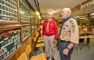 Niagara's Scouting Museum Finds a New Home