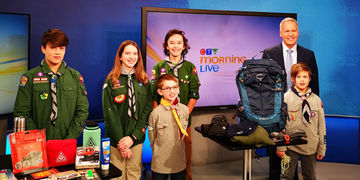 CTV News - The Scouts Guide to Winter