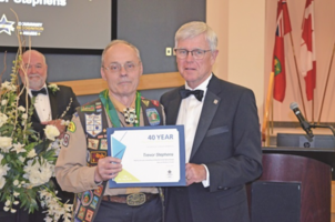 Celebrating Decades of Volunteering with Scouts Canada