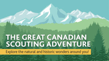 Scouts Canada launches The Great Canadian Scouting Adventure