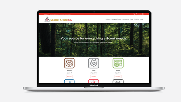 Scoutshop.ca launches new improved website