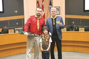 Mayor Declares 'Scouting Day' in Aurora