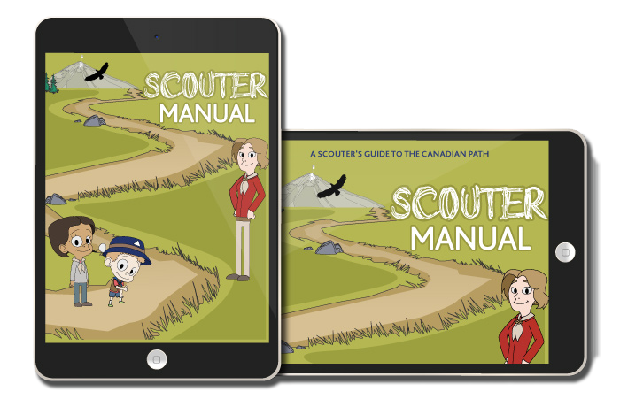 Scouter Manual App