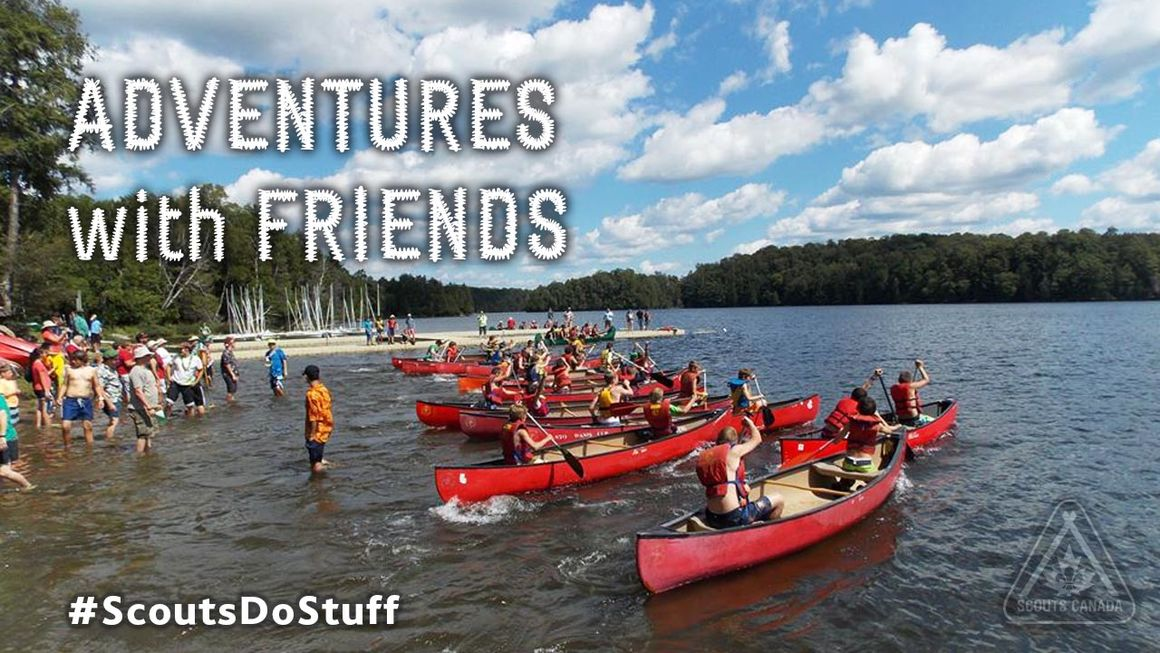 <b>Adventure with Friends</b>