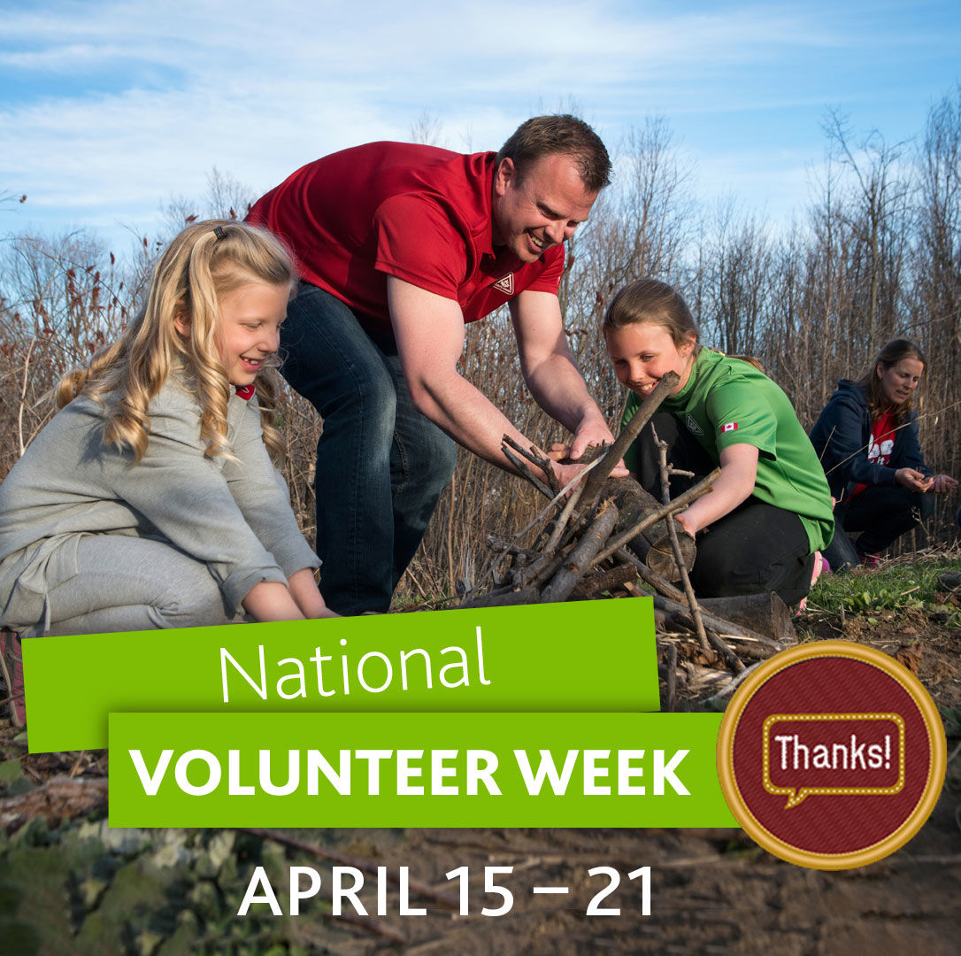 <b>National Volunteer Week</b>