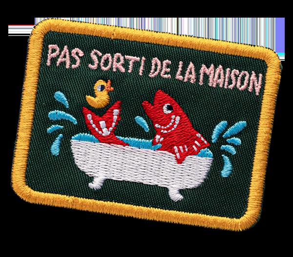 House Potato Badge