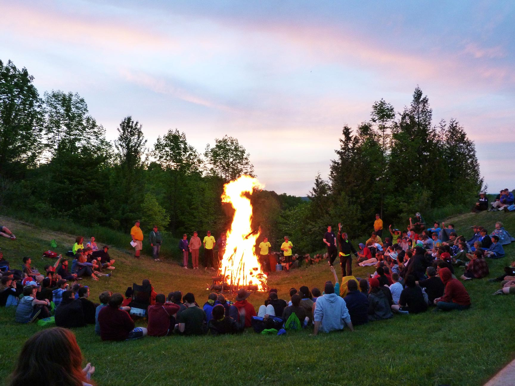 Image result for CAMPFIRE STORY