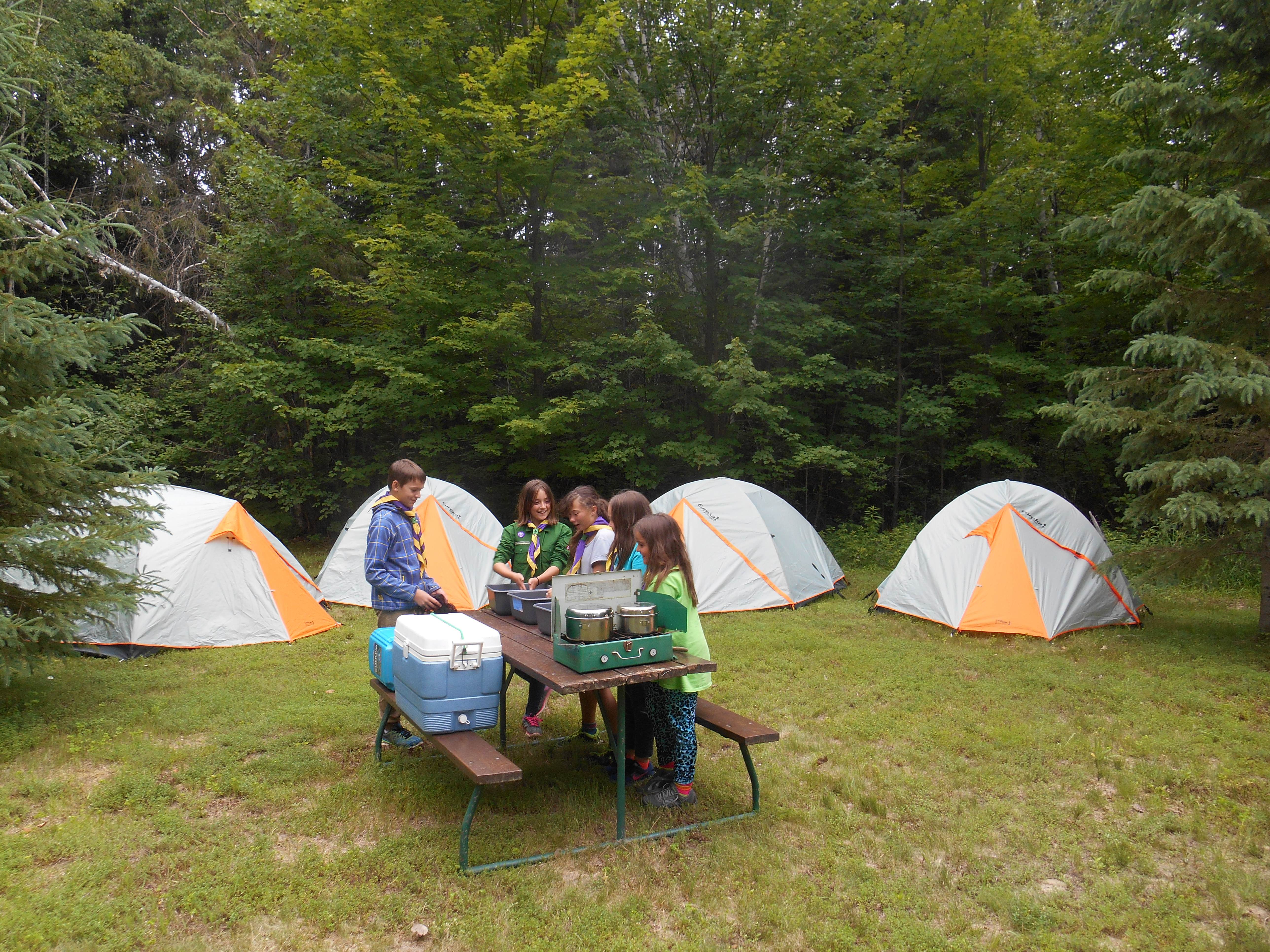 We shopped around and the best tent we found in our price range was the Eureka Mackenzie 4 from the Scout Shop. We ordered 6 tents and within two weeks of ... & Equipment Review: Eureka MacKenzie 4 Tent | Scouting Life ...