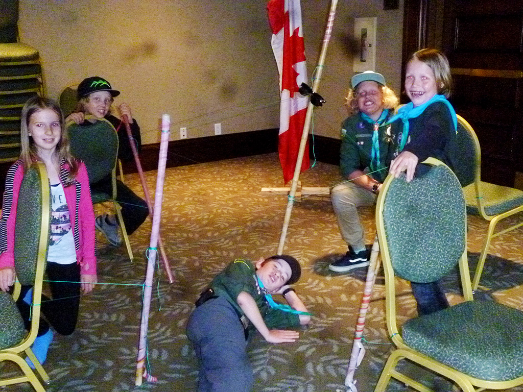 1st Sun Peaks Scout Group