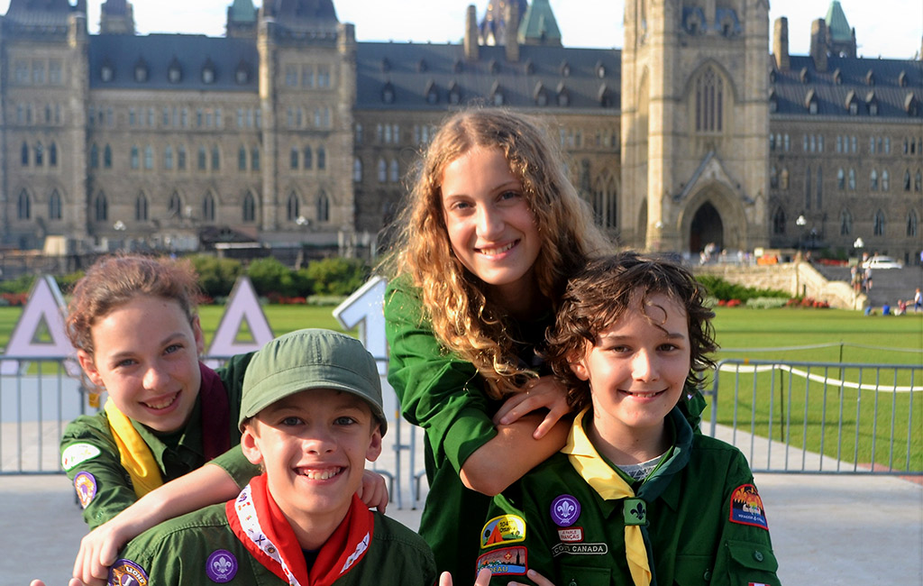 My Day on Parliament Hill - Scouts Canada
