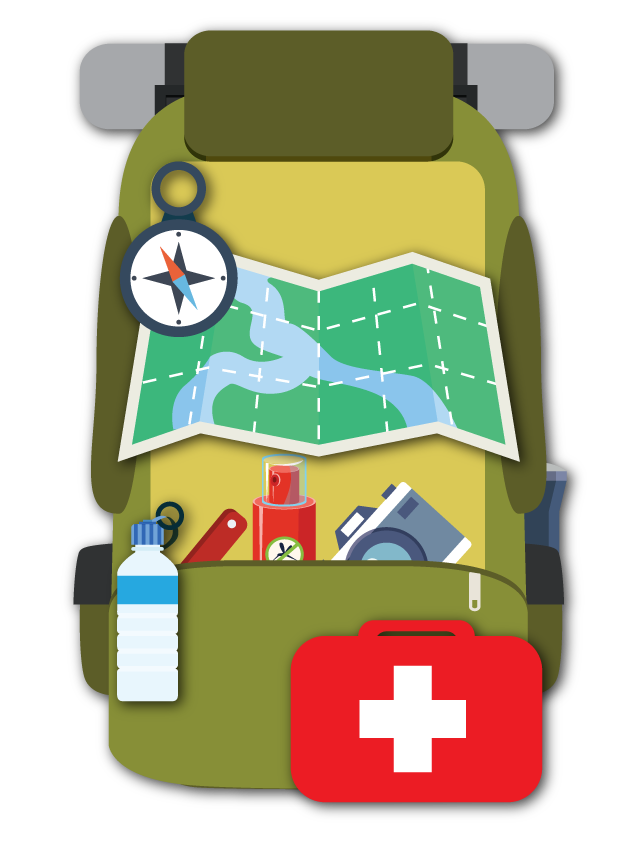 Your Daypack Graphic