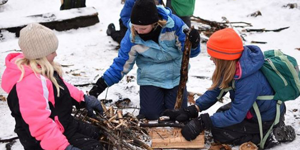 Winter Activities for Scouts